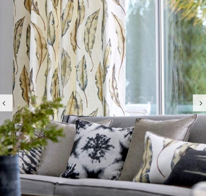 Unparalleled choice of beautiful fabrics from Harlequin